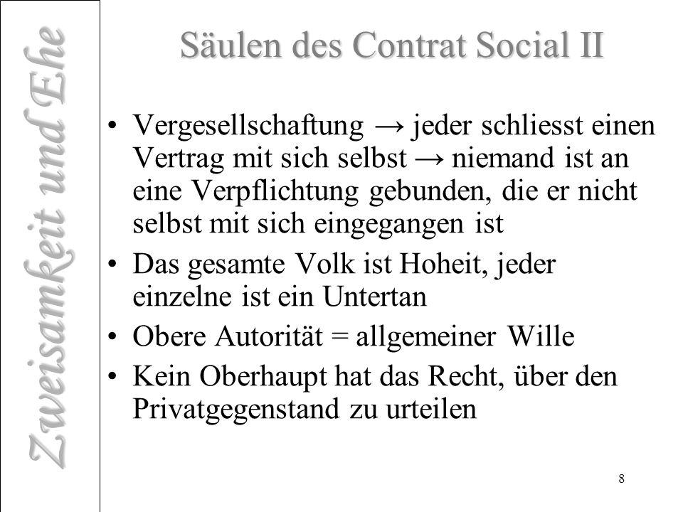Zweisamkeit und Ehe 9 Wie kommt Emil zum Contrat Social.
