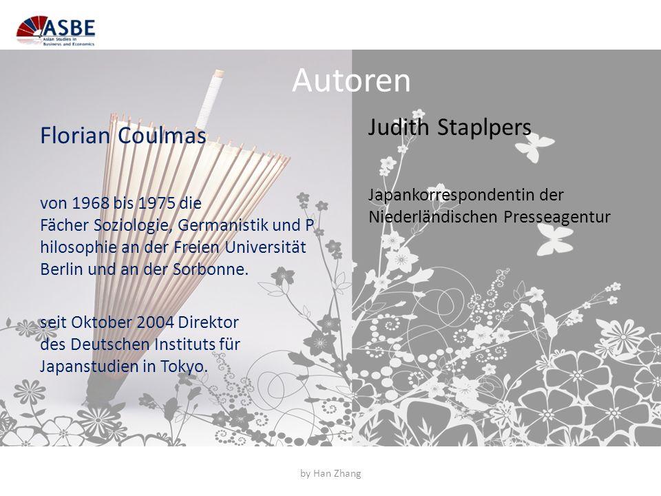 Autoren Florian Coulmas von 1968 bis 1975 die Fächer Soziologie, Germanistik und P hilosophie an der Freien Universität Berlin und an der Sorbonne. se