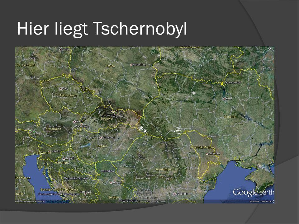 Hier liegt Tschernobyl