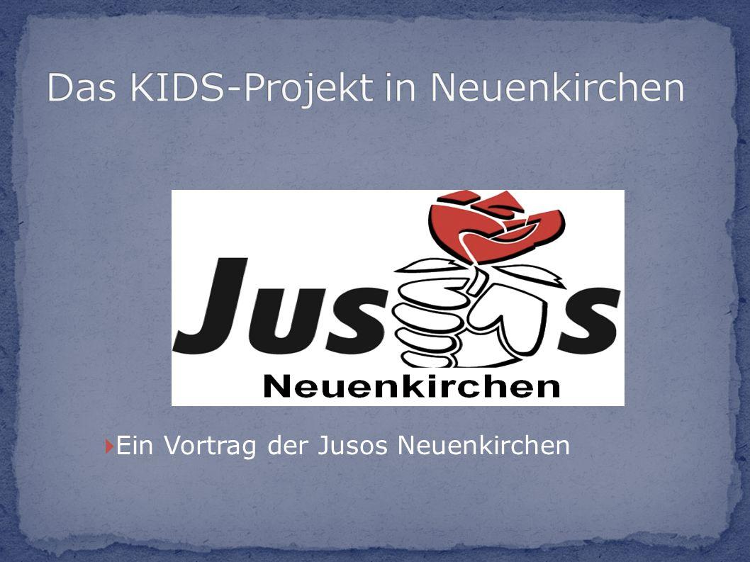 Ein Vortrag der Jusos Neuenkirchen