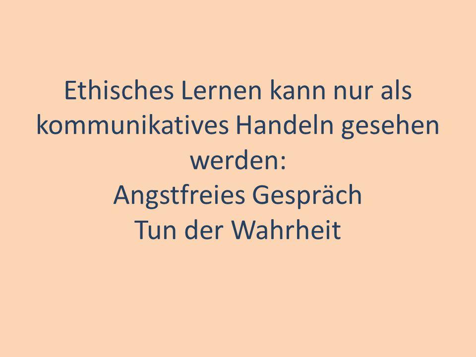 Religion und Ethik Religionen bringen ethisches Potential ein.