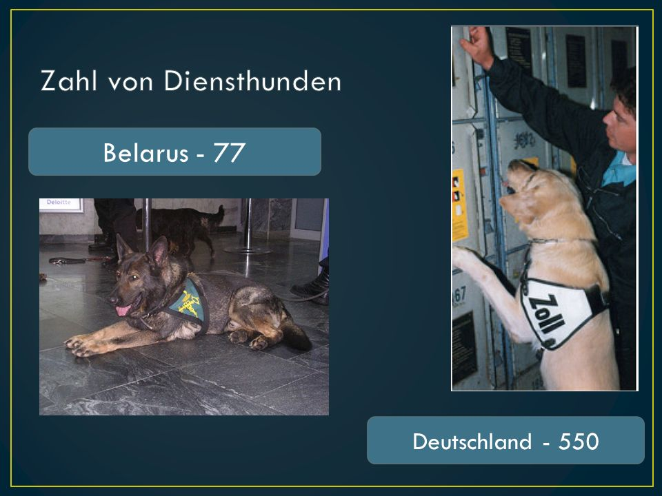 Belarus - 77 Deutschland - 550
