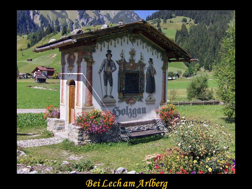Bei Lech am Arlberg