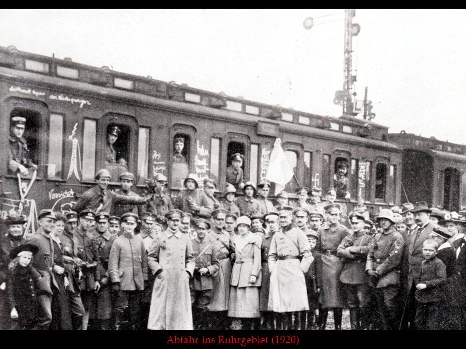 Freikorps-Ausweis