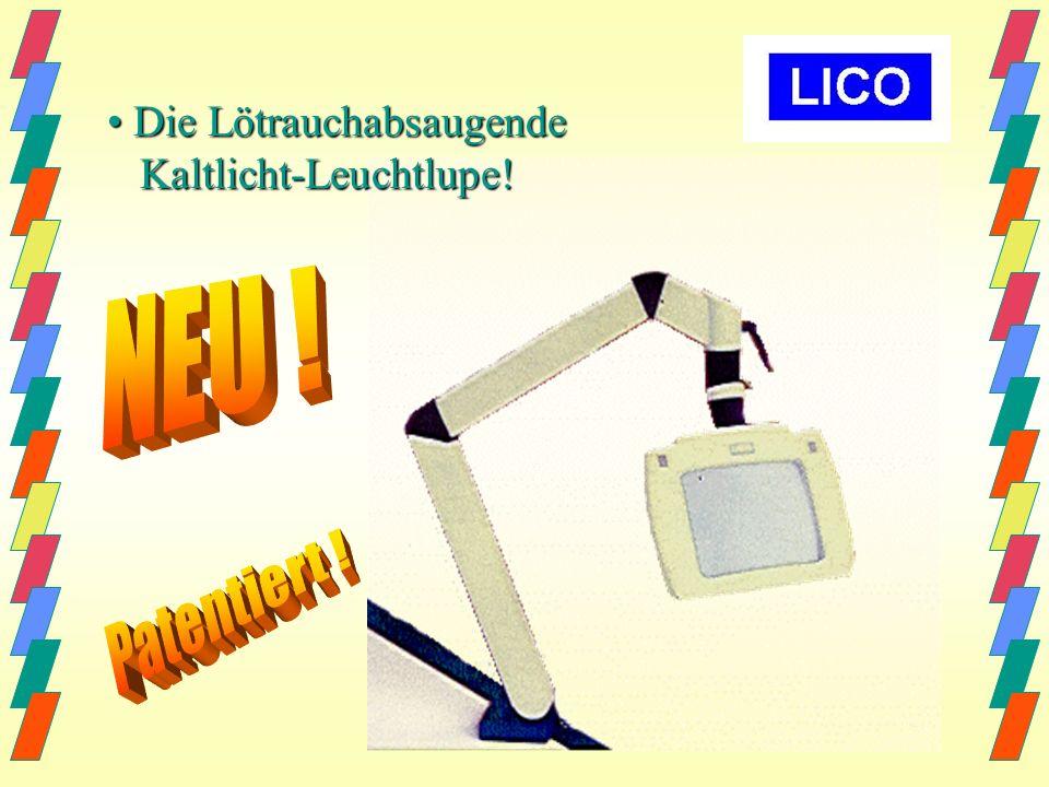Leuchtstoffröhren Spezialröhren mit 34 W Spezialröhren mit 34 W sehr hohe Leuchtkraft > 2400 Lux sehr hohe Leuchtkraft > 2400 Lux dimmbar 100 - 25%! d