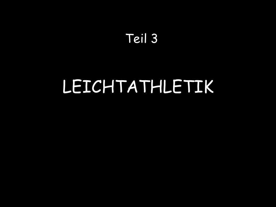 LEICHTATHLETIK Teil 3
