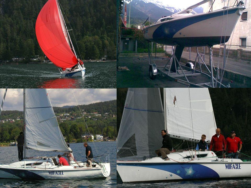Preis: 33.500,-- Angebot freibleibend, Verkauf vorbehalten A 6215 Achenkirch, Am See 14Tel: (+43) (0) 5246 6263 Fax (+43) (0)05246 626310 office@schwaigernautik.com http://www.schwaigernautik.com office@schwaigernautik.comhttp://www.schwaigernautik.com nur auf Binnensee gesegelt umfangreiche Ausstattung