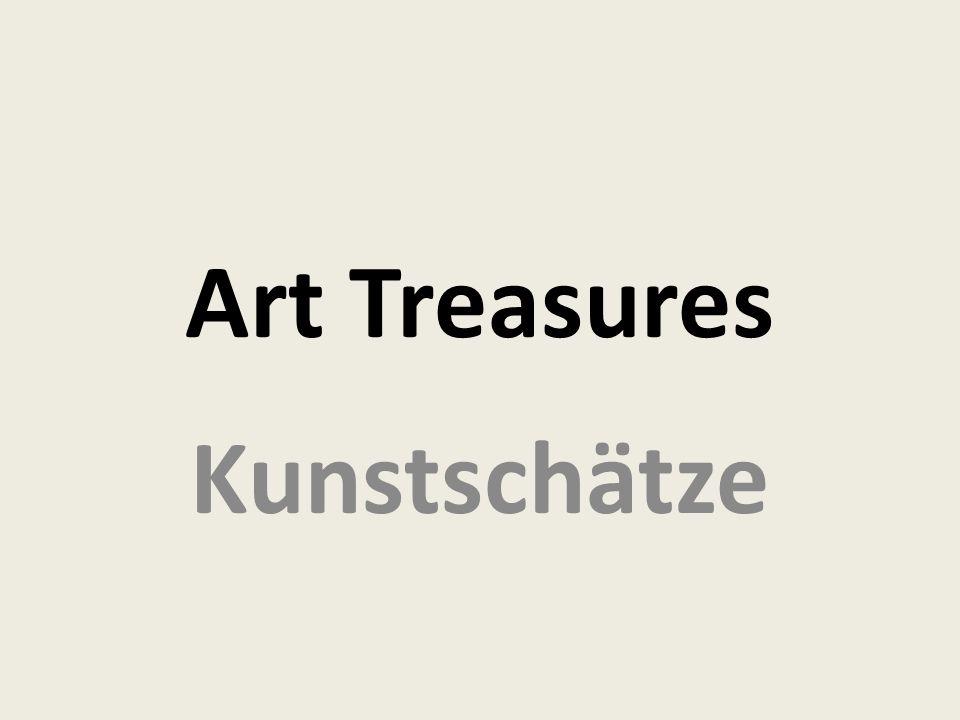 Art Treasures Kunstschätze