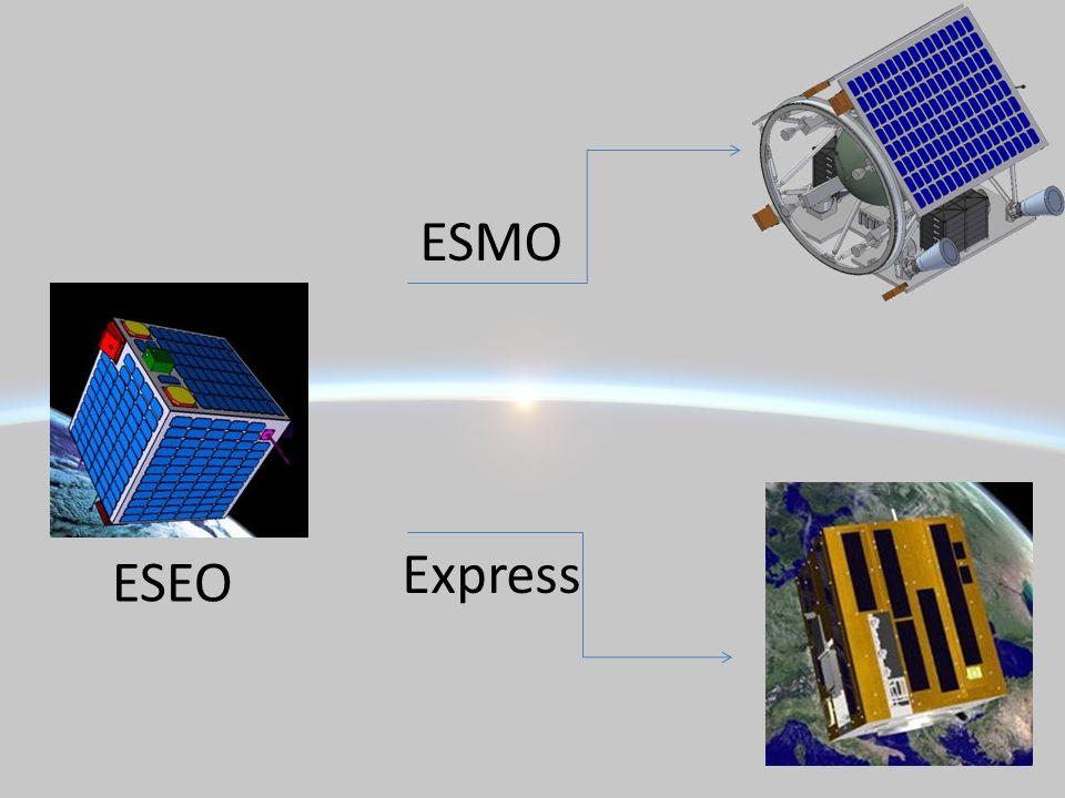 ESEO = European Student Earth Orbiter