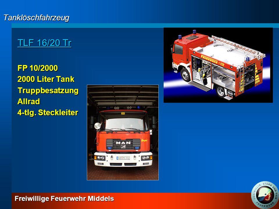 Freiwillige Feuerwehr Middels GrundlehrgangGesamtlernziel: Sinn und Zweck der Dienstvorschriften 3 wiedergeben und Löscheinsätze gemäß dieser Vorschri