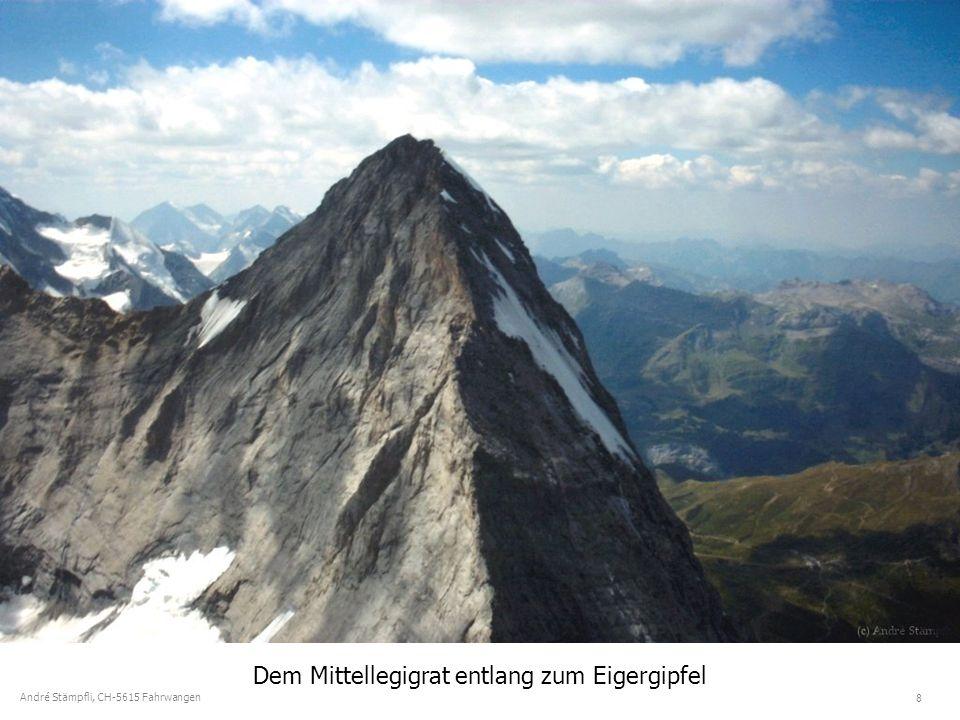 19 André Stämpfli, CH-5615 Fahrwangen Thats me (mit der Jungfrau im Hintergrund)
