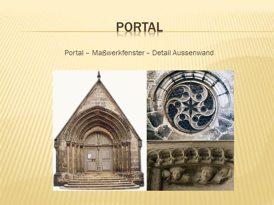 Die Halle der Peterskirche verdankt ihren Charakter im Wesentlichen den schlanken Pfeilern und den durch Conrad Pflüger geschaffenen Netzrippengewölben.