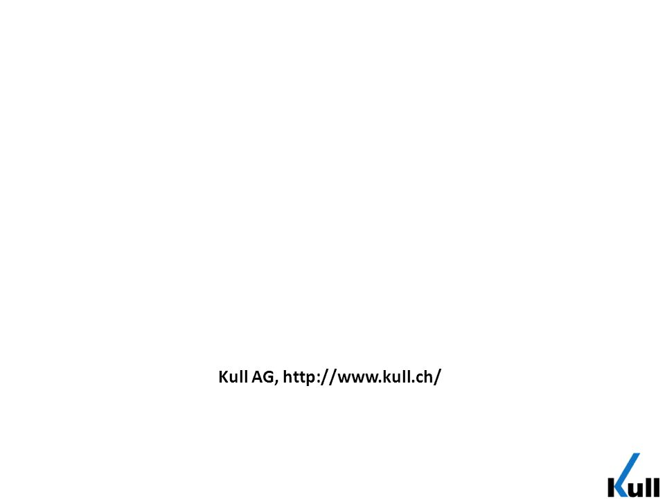 Kull AG, http://www.kull.ch/
