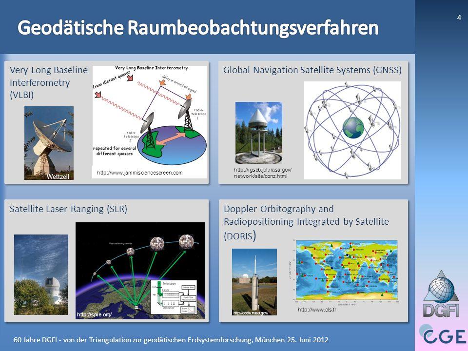 Berücksichtigung von nicht-linearen Bewegungen in der Berechnung des Referenzrahmens: Durch seismische Deformation können aktuelle ITRF- bzw.