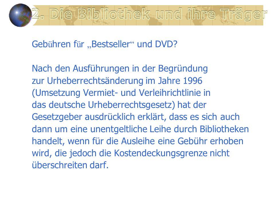 Geb ü hren f ü r Bestseller und DVD.