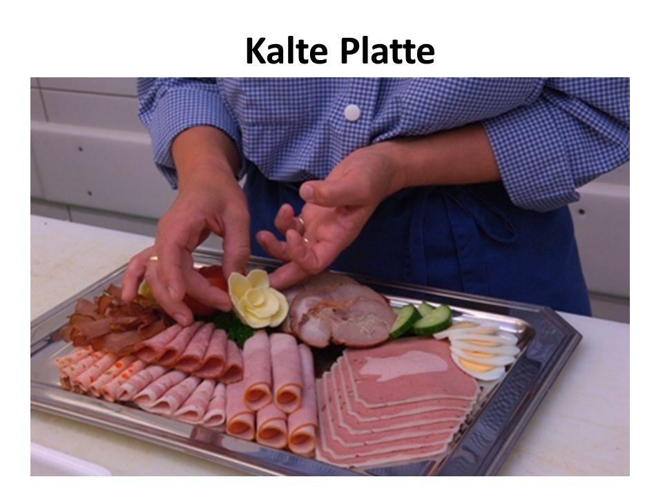 Kalte Platte