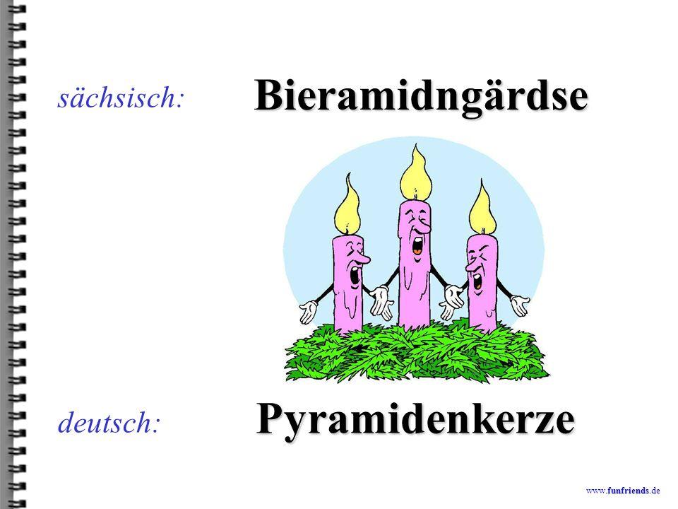 funfriends www.funfriends.de deutsch: Farschdul sächsisch: Fahrstuhl