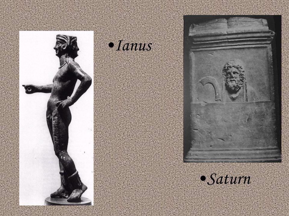 Ianus Saturn