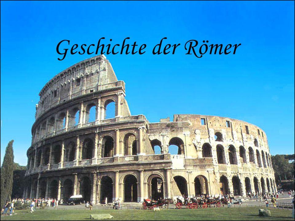 Rom selbst und seine Kultur hatte eine große Bedeutung in der Geschichte der Menschheit gehabt.