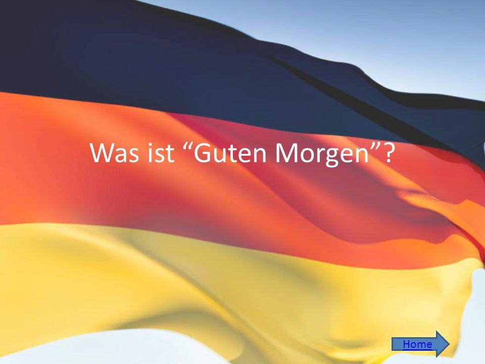 Wie man sagt Goodbye auf Deutsch Answer