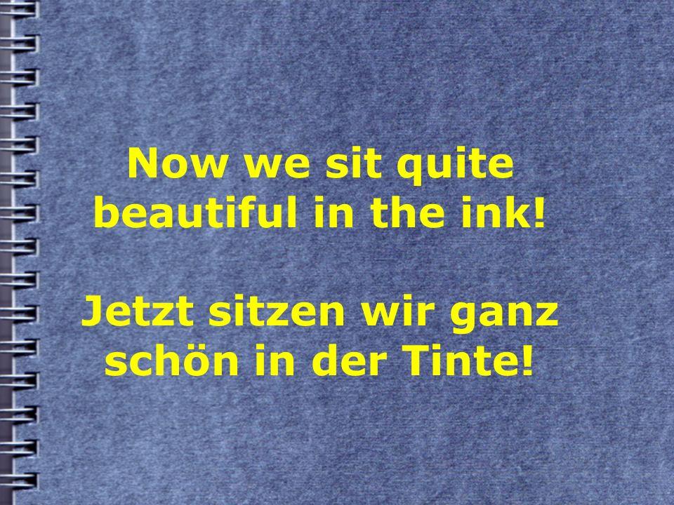 My dear Mister singing-club! Mein lieber Herr Gesangsverein!