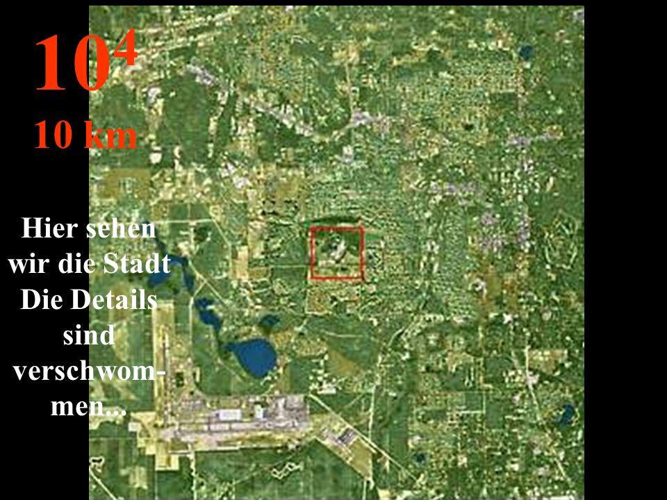 http://wissenschaft3000.wordpress.com/ Hier gehen wir über auf Kilometer- entfernung ! Aus dieser Höhe kann man sicher mit einem Fallschirm springen!