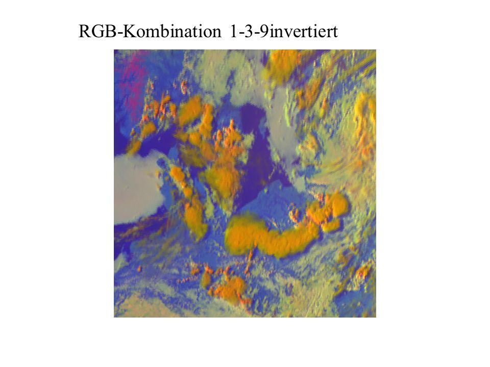 RGB-Kombination 1-3-9invertiert