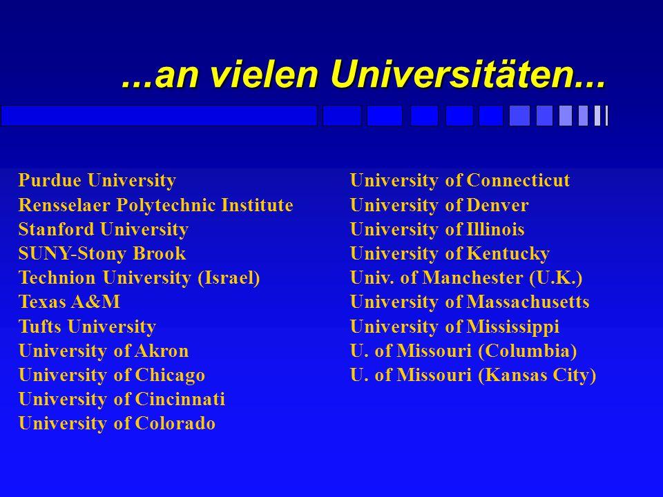 Boston UniversityKansas State University Brandeis UniversityLehigh University Cleveland State UniversityMassachusetts Institute of Tech Colorado Schoo