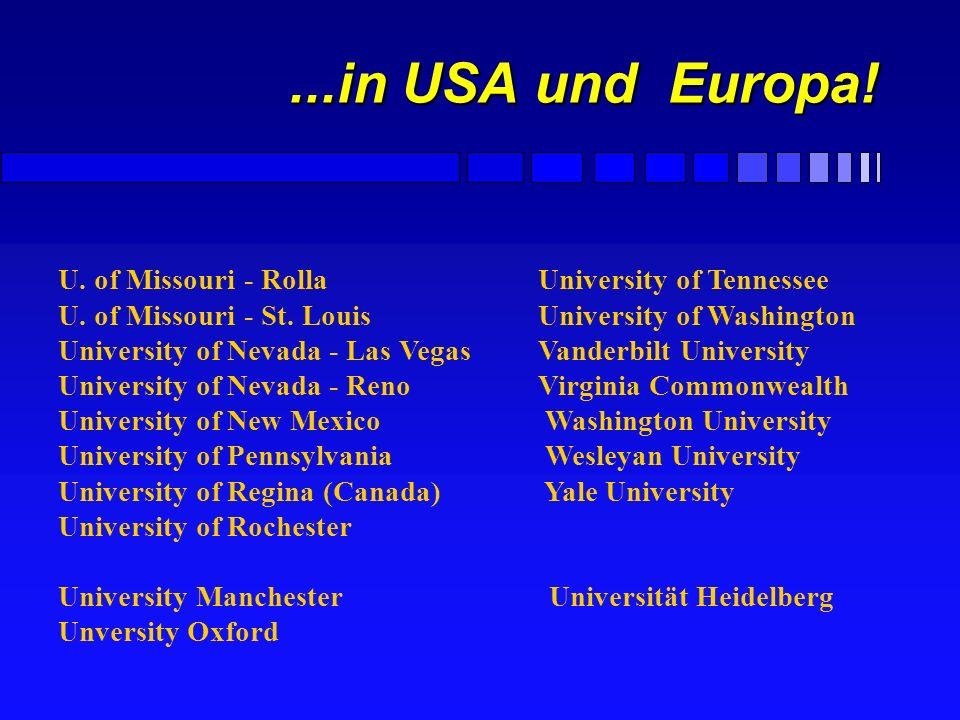 Purdue UniversityUniversity of Connecticut Rensselaer Polytechnic InstituteUniversity of Denver Stanford UniversityUniversity of Illinois SUNY-Stony B