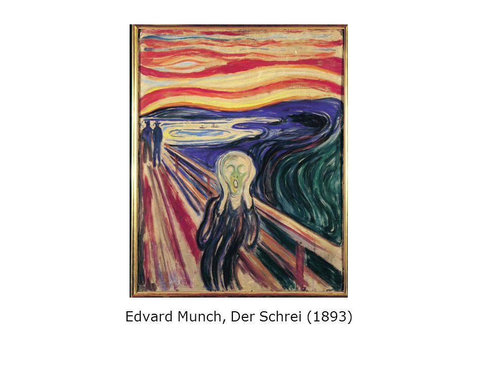 Edvard Munch, Der Schrei (1893)