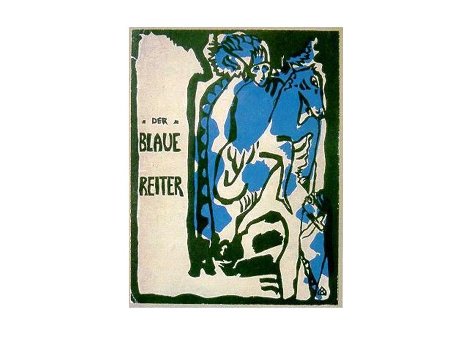 Franz Marc, Blaues Pferd I (1911)