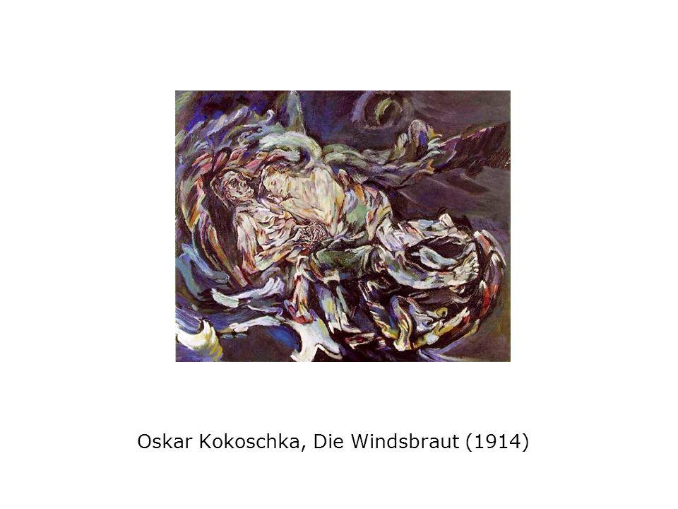 Ludwig Meidner, Apokalyptische Landschaft (1912/13)