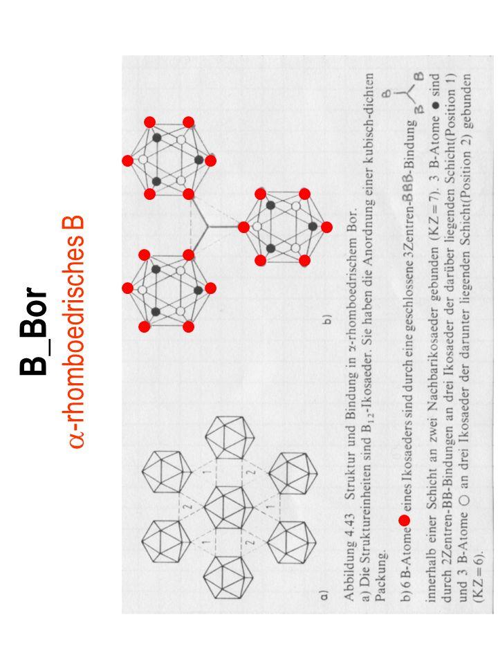 B_Bor -rhomboedrisches B