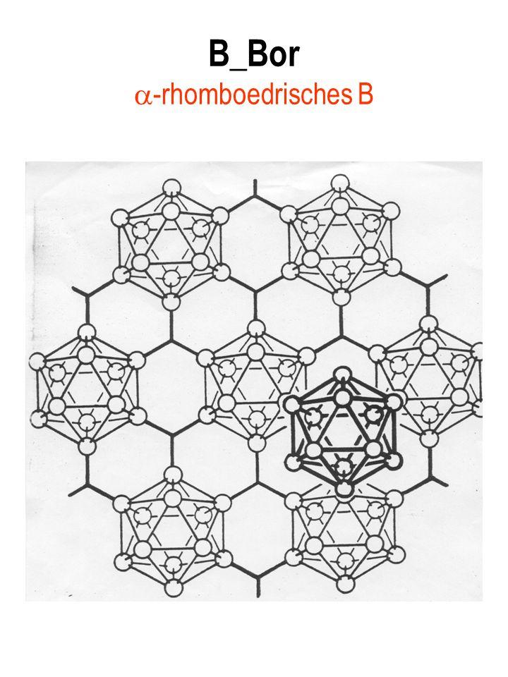 B_Bor Dreizentren-BBB-Bindung