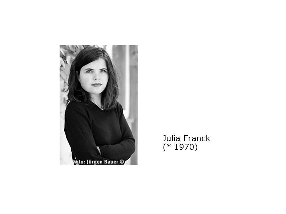 Julia Franck (* 1970)