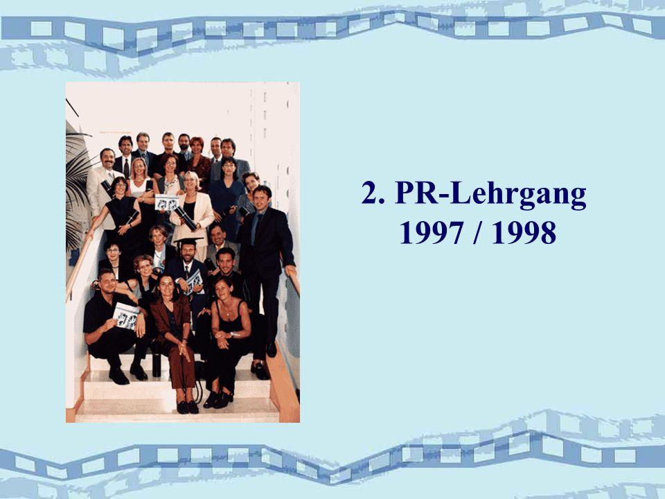 2. PR-Lehrgang 1997 / 1998
