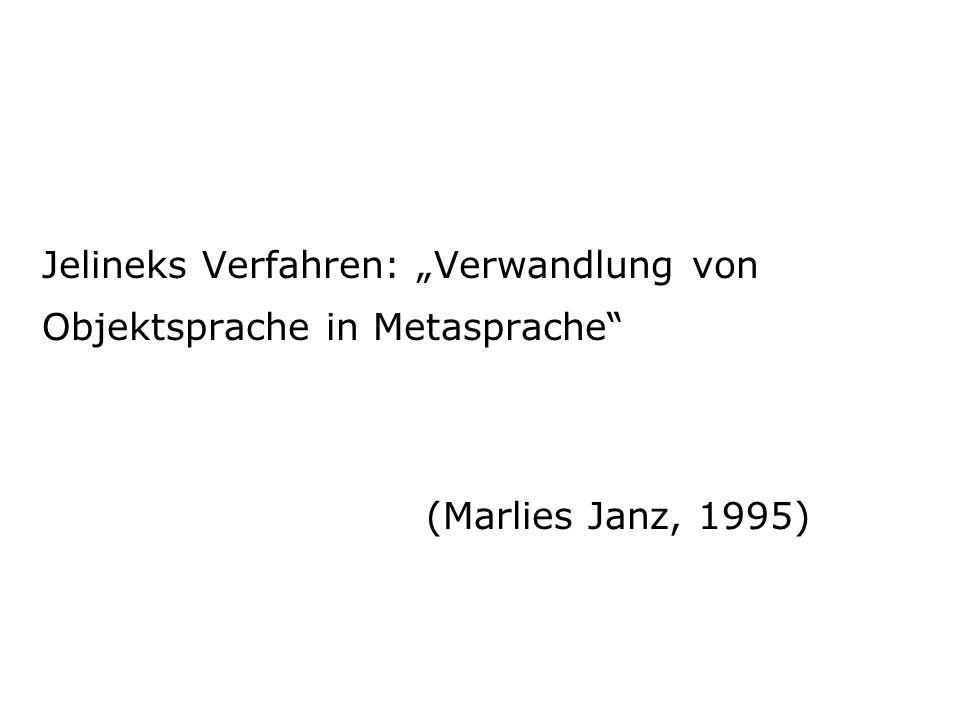Literatur wird dabei nicht als eine kontinuierliche Linie aufeinanderfolgender Werke gedacht, sondern als ein Textuniversum, ein Netzwerk, in dem die Texte miteinander in Kontakt treten und sich aufeinander beziehen, so daß (jeder) Text als ein Gewebe (Barthes [...] ), ein Mosaik von Zitaten (Kristeva [...] ) erscheint.