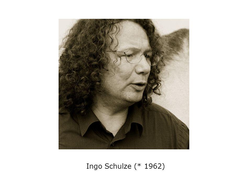 Ingo Schulze (* 1962)