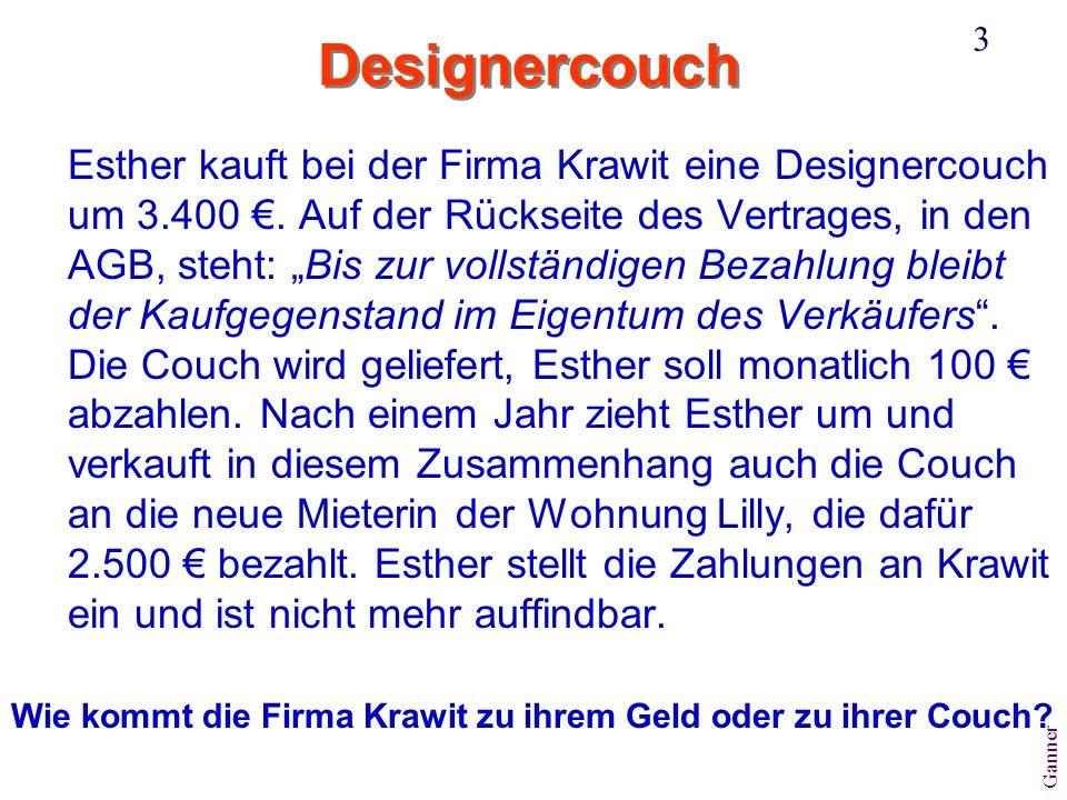 Ganner 3 Designercouch Esther kauft bei der Firma Krawit eine Designercouch um 3.400.