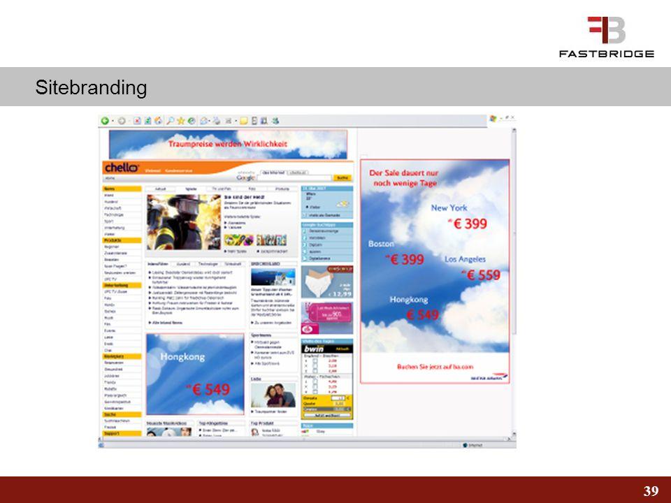 39 Sitebranding