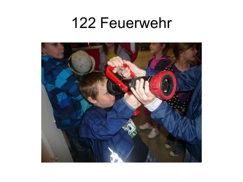 122 Feuerwehr
