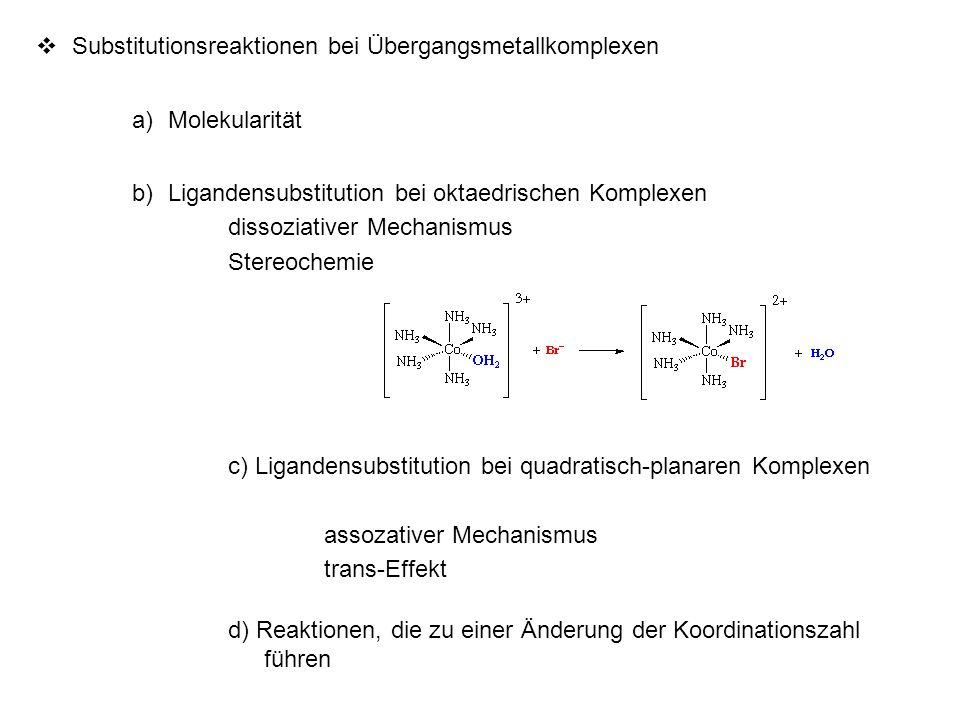 Ein Reaktionsmechanismus beschreibt die aufeinanderfolgenden molekularen Vorgänge während einer chemischen Reaktion von den Reagenzien bis zu den Produkten.