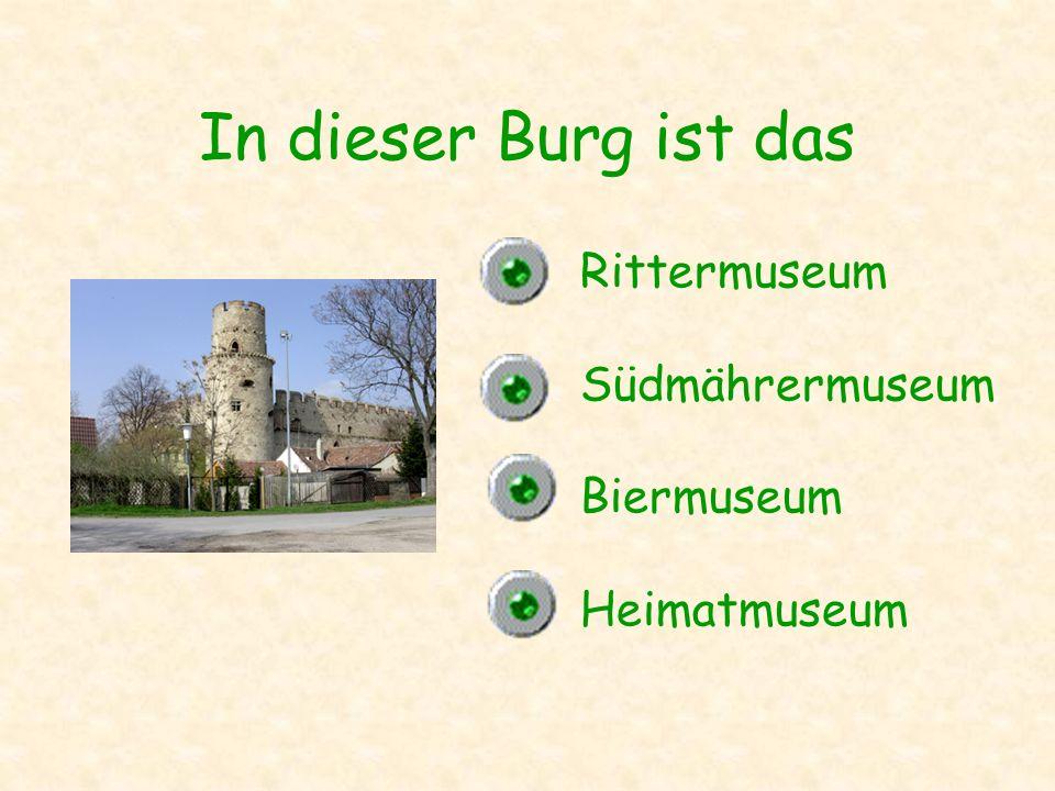 Das Kutschenmuseum ist in Großharras Laa Poysdorf Bernhardsthal