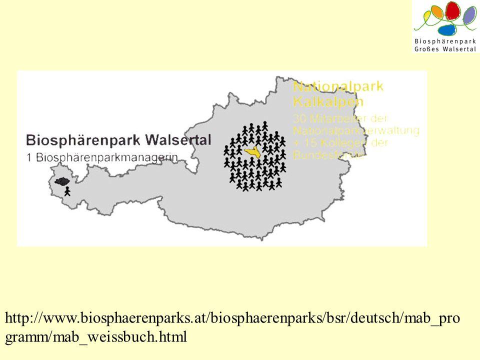 http://www.biosphaerenparks.at/biosphaerenparks/bsr/deutsch/mab_pro gramm/mab_weissbuch.html