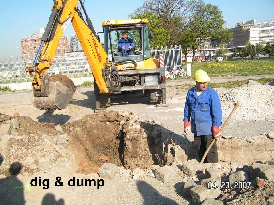 dig & dump