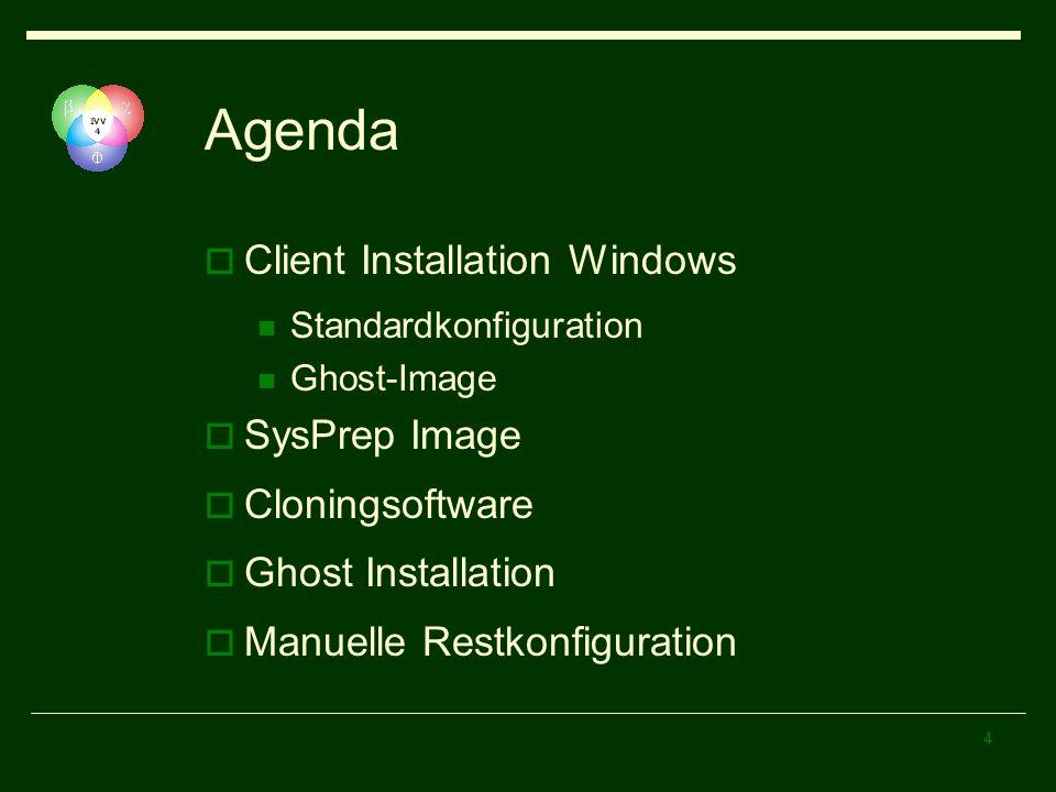 15 Windows 2000 Minisetup Lizenzvereinbarung und Product ID Computername Administratorkennwort Eingabe irrelevant wg.