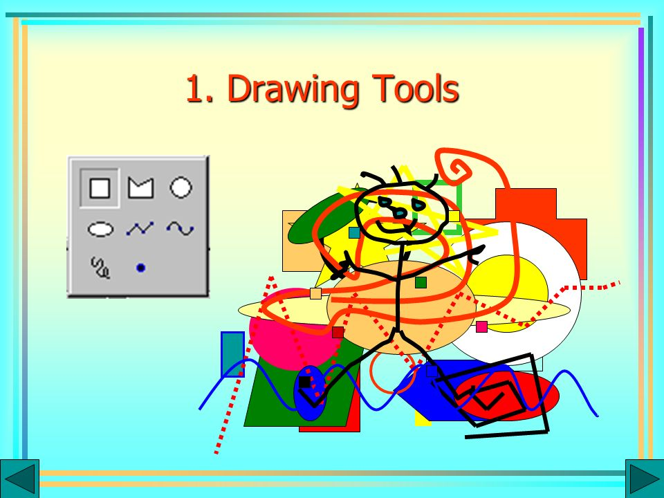 1. Drawing Tools