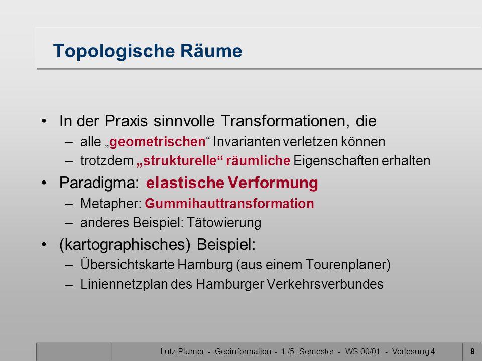 Lutz Plümer - Geoinformation - 1./5.