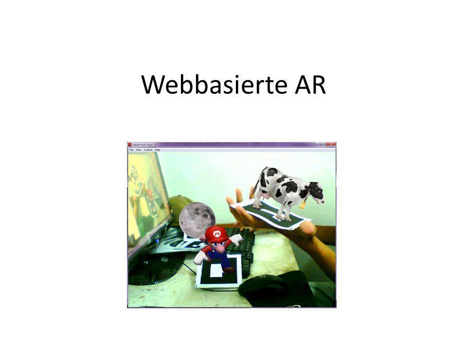 Webbasierte AR