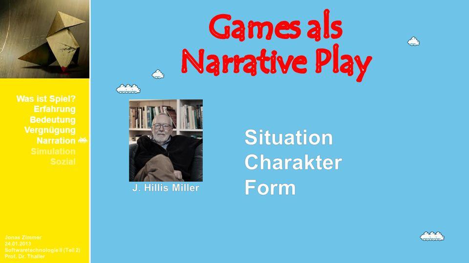 Jonas Zimmer 24.01.2013 Softwaretechnologie II (Teil 2) Prof.